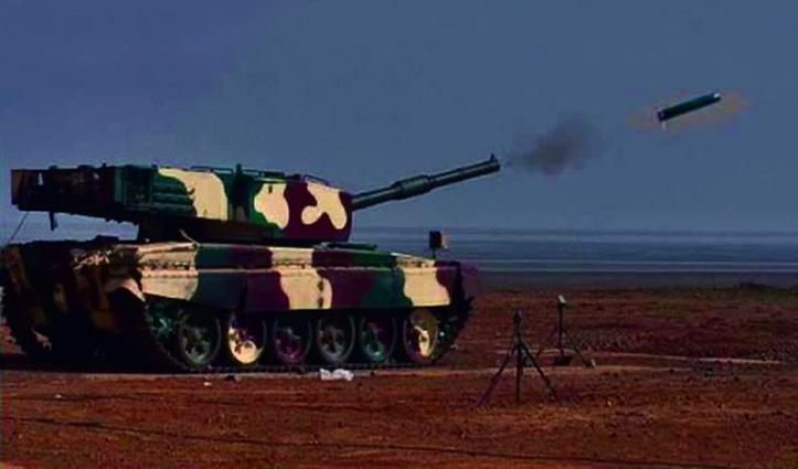 उपलब्धि: DRDO ने अर्जुन टैंक से किया ऐंटी टैंक गाइडेड मिसाइल का सफल परीक्षण