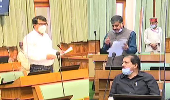 #Monsoon_Session : कला व शारीरिक अध्यापकों के पदों को लेकर सरकार ने क्या लिया निर्णय