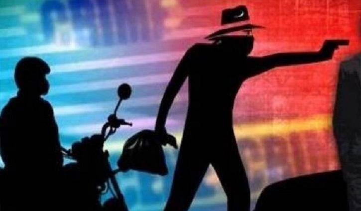 #HP_Crime: नालागढ़: कबाड़ के गोदाम पर दिन-दिहाड़े बाइक सवारों ने चलाई गोलियां