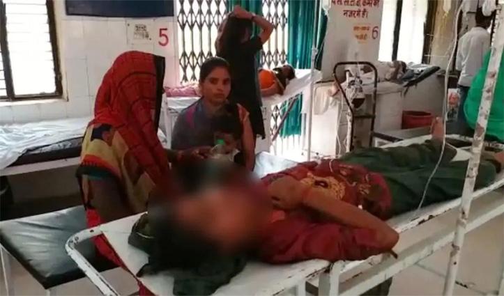 दरिंदों ने #Gangrape के बाद काट दी थी 19-वर्षीय दलित लड़की की जीभ; 15 दिन बाद तोड़ा दम