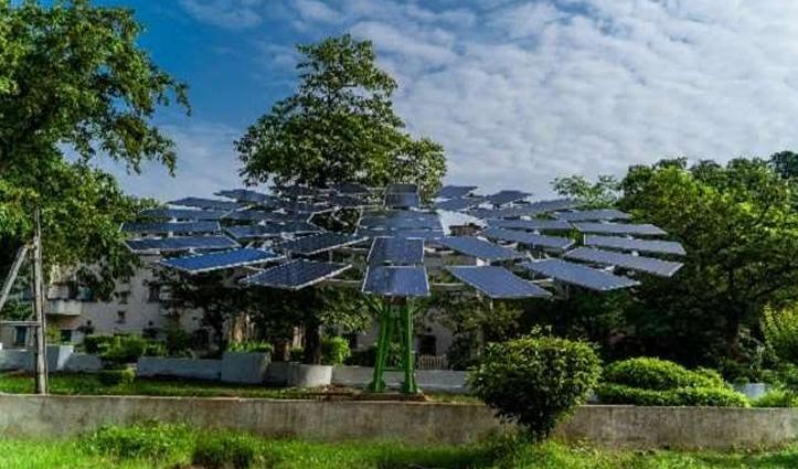 भारतीय वैज्ञानिकों ने बनाया दुनिया का सबसे बड़ा Solar Tree, जानिए किसानों को मिलेगा क्या फायदा