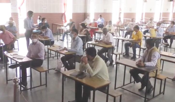 हमीरपुर: कल 16 परीक्षा केंद्रों में साढ़े छह हजार से ज्यादा अभ्यर्थी देंगे NEET परीक्षा, सभी तैयारियां पूरी