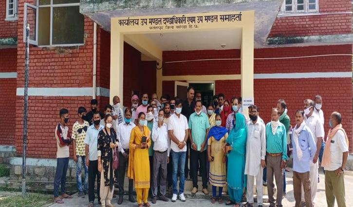 #Kangana के साथ बीजेपी ओबीसी मोर्चा, अंत तक लड़ेंगे स्वाभिमान की लड़ाई