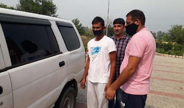 #Haryana: शख्स ने पत्नी, साली व सास की हत्या के बाद उनके शव का किया रेप; गिरफ्तार