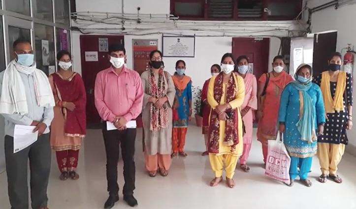 #Covid-19 अस्पताल भोटाः सरकार को 10 दिन का अल्टीमेटम, नहीं तो होगा प्रदर्शन