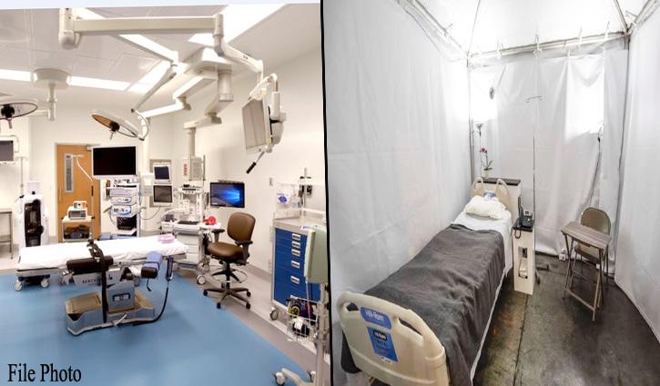 Himachal के इन जिलों में बनाएं जाएंगेMake Shift Hospital, 250 बिस्तरों की होगी व्यवस्था