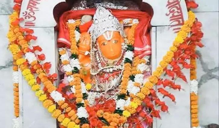 हनुमान का ऐसा मंदिर जहां स्त्री रूप में पूजे जाते हैं भगवान