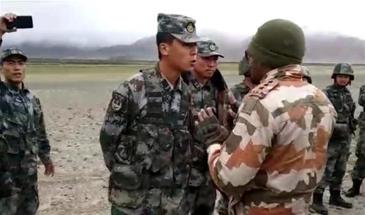 गलवान घाटी संघर्ष में कितने चीनी सैनिक मारे गए थे: #China ने पहली बार हटाया राज से पर्दा