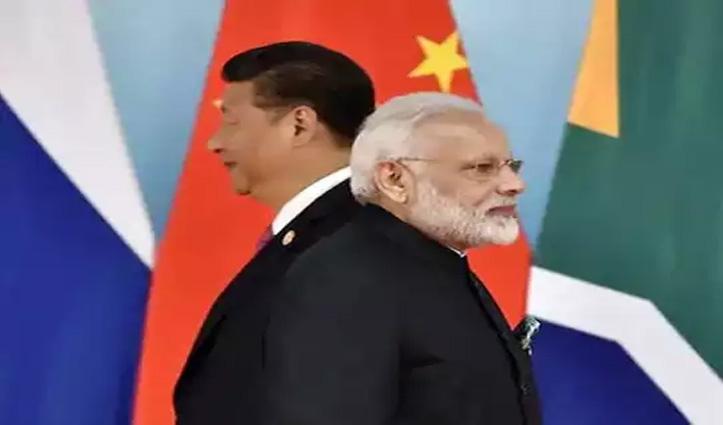 #China ने कहा- अवैध रूप से बनाए गए 'लद्दाख' को नहीं देते मान्यता; भारत ने दिया दो टूक जवाब