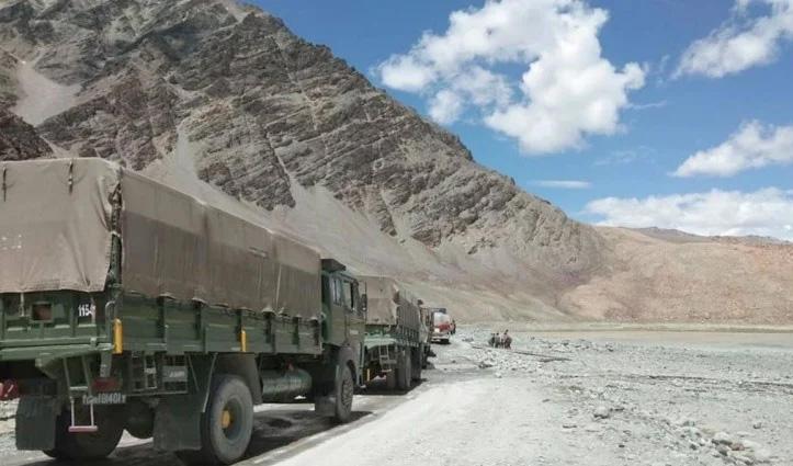 भारत-चीन विवाद: लाहुल स्पीति के समदो बॉर्डर पर सेना और ITBP अलर्ट, पेट्रोलिंग जारी