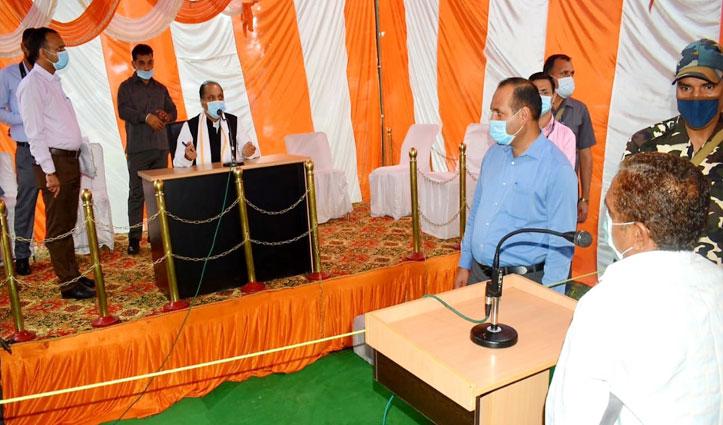 जयराम की दो टूकः Monsoon Session में जोरदार तैयारी के साथ जवाब देगी सरकार