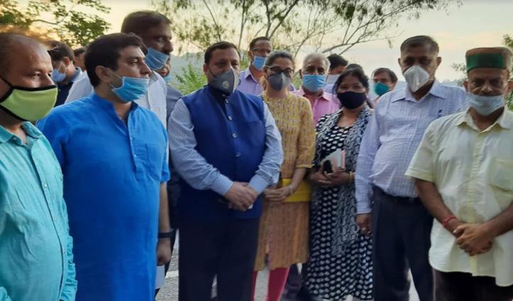 #Himachal में गौहत्या पर 5 वर्ष का कठोर कारावास, कांगड़ा में ऐसा क्यों बोले मंत्री वीरेंद्र कंवर-जाने