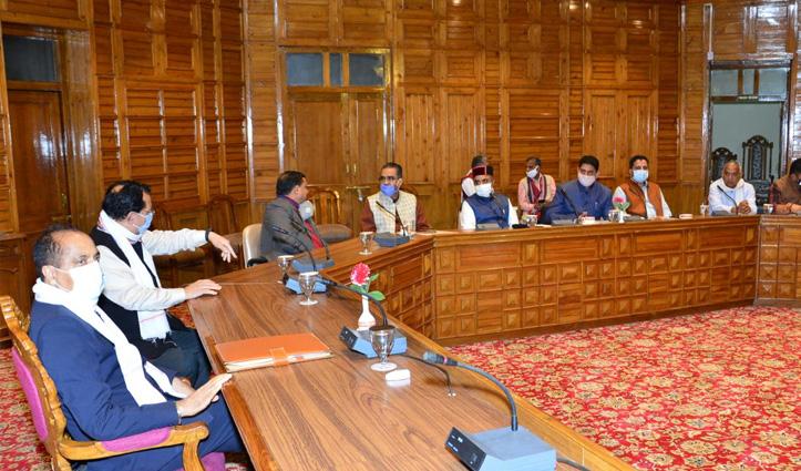 विधानसभा सत्र से पहले कांग्रेस और BJP विधायक दल की बैठक हुई सम्पन्न; सरकार पर वार को विपक्ष तैयार