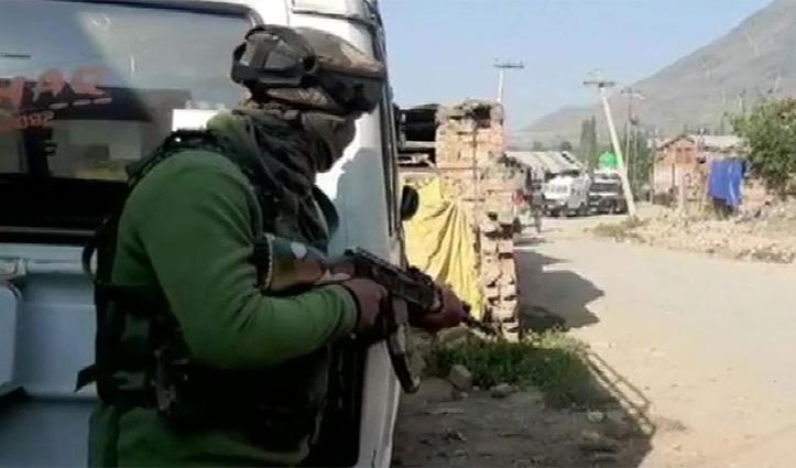 J&K: अनंतनाग में पिछले दिन शुरू हुई मुठभेड़ में लश्कर-ए-तैयबा के 2 आतंकी ढेर