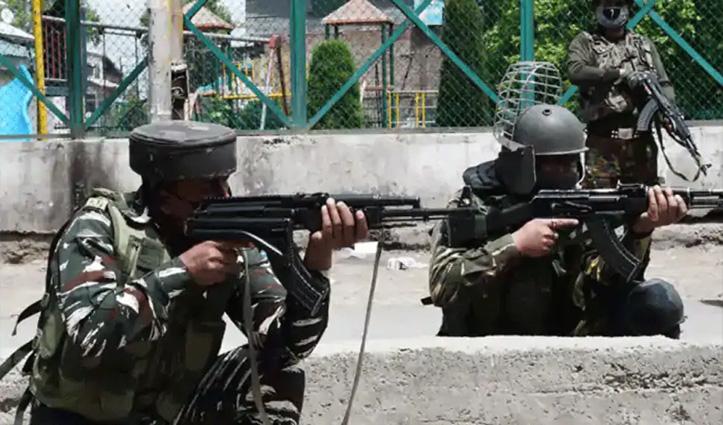 J&K: सुरक्षाबलों ने ढेर किया एक आतंकी; कुपवाड़ा में कैश और हथियार संग हुए दो गिरफ्तार