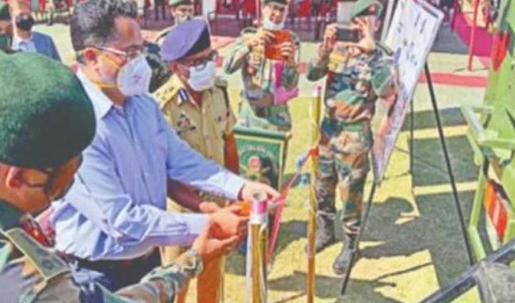 #Anantnag : सेना ने शुरू किया Radio Station, 'दिल से दिल तक' पहुंचेगी आवाज
