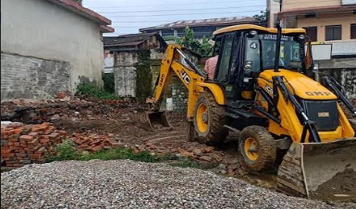 नगर परिषद कांगड़ा के Ground की बदल रही दशा, एक नजर तस्वीरों पर