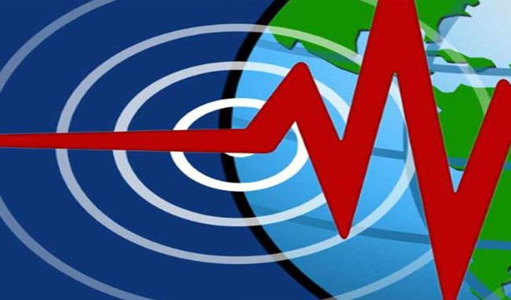 लेह-लद्दाख में महसूस किए गए #Earthquake के तेज झटके: रिक्टर स्केल पर मापी गई 5.4 तीव्रता