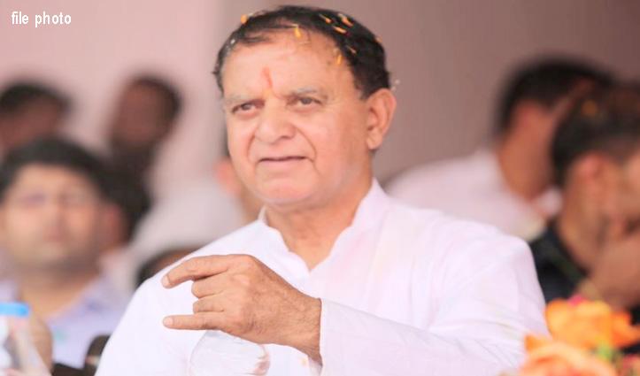 जलशक्ति मंत्री महेंद्र सिंह ने हराया कोरोना, #IGMC से मिल गई छुट्टी