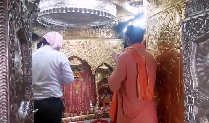 पांच माह बाद खुले देवभूमि के धार्मिक स्थल, शक्तिपीठों के कपाट खोलने से पहले हुई विशेष पूजा