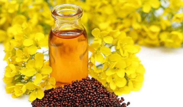 1 अक्टूबर से सरसों के तेल में अन्य खाद्य तेल मिलाने की नहीं होगी अनुमति: FSSAI ने दिए निर्देश