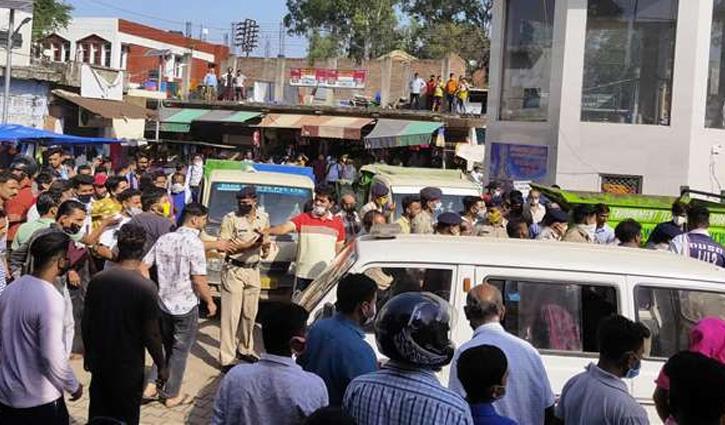 Nalagarh: कूड़े को लेकर दुकानदारों और सफाई कर्मियों के बीच खूनी संघर्ष, आधा दर्जन घायल
