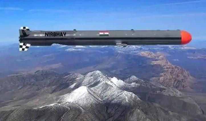 LAC पर चीन को मिलेगा करारा जवाब: बॉर्डर पर भारत की सबसे खतरनाक 'निर्भय' मिसाइल तैनात