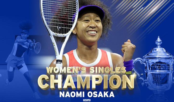 22-वर्षीय ओसाका ने 3 साल में जीता दूसरा #UP_Open खिताब, मिली 22 करोड़ इनामी राशि