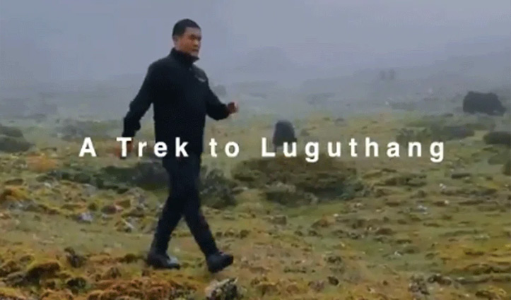 अरुणाचल: इस गांव में रहते हैं केवल 50 लोग, उनसे मिलने के लिए 11 घंटे पैदल चलकर पहुंचे CM खांडू