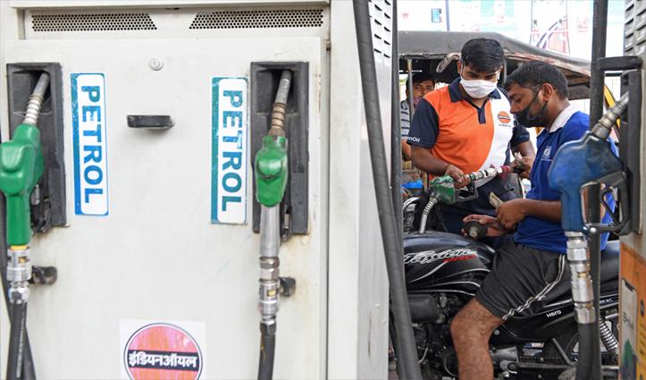 पेट्रोल-डीजल की कीमतों में आई बड़ी गिरावट: इस तरह पता करें आपके शहर में आज क्या है रेट