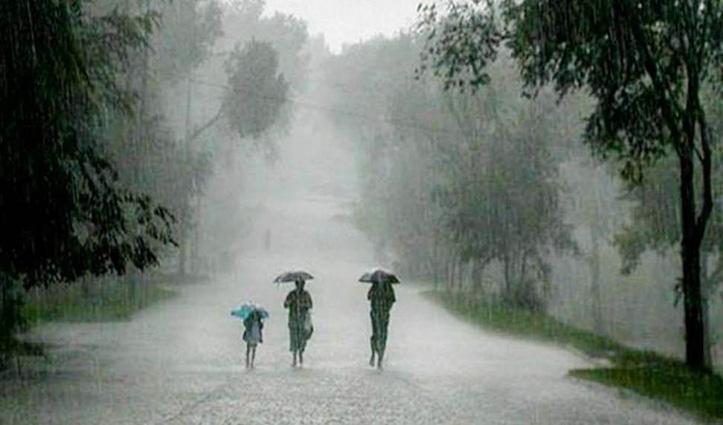 #Monsoon लौटने से पहले पहाड़ों में दो दिन जमकर बरसेंगे मेघ, भारी बारिश के आसार