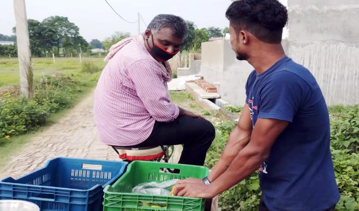 कोरोना काल ने किया ऐसा हाल, 'बालिका वधू' सीरियल के Director ठेले पर बेच रहे सब्जी
