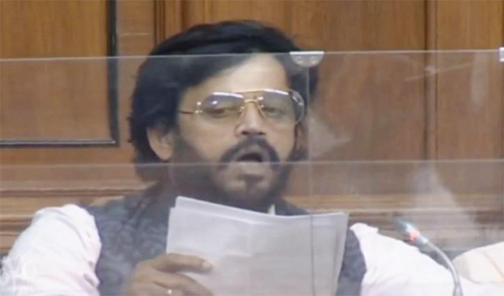 Lok Sabha में गूंजा #Bollywood में यौन शोषण का मुद्दा, रवि किशन ने की कठोर कानून की मांग की