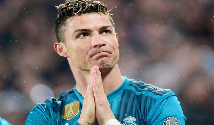फुटबॉल इतिहास में 100 अंतरराष्ट्रीय गोल करने वाले दूसरे पुरुष खिलाड़ी बने रोनाल्डो