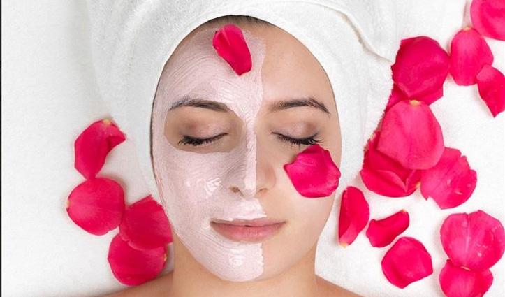 गुलाब की तरह ही दमक जाएगा आपका चेहरा, बस 10 मिनट करें ये उपाय