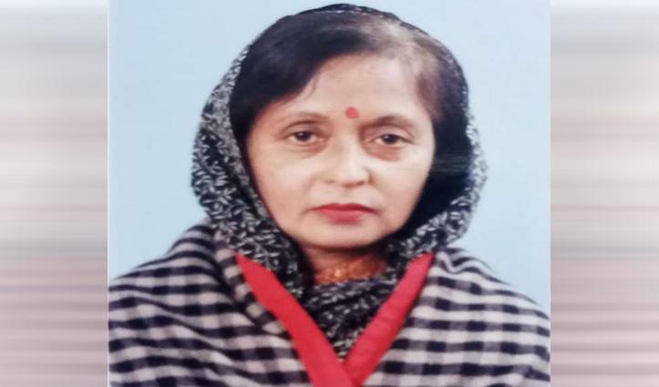 पूर्व मंत्री #Shyama_Sharma का निधन, स्क्रीनिंग रिपोर्ट आई Corona Positive