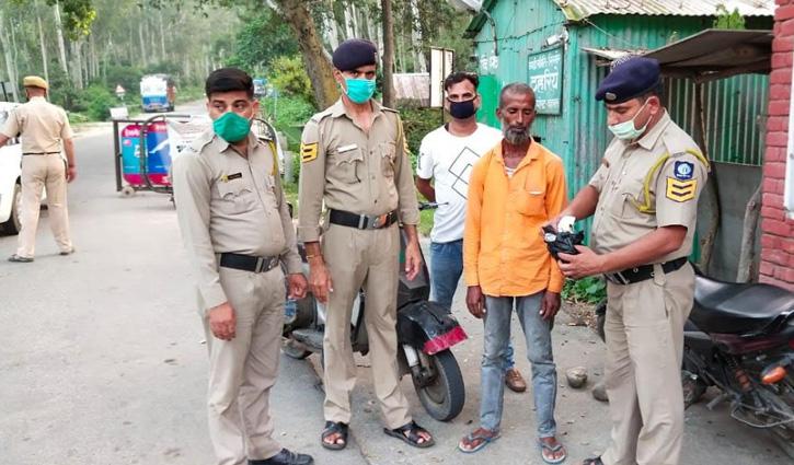 सिरमौर पुलिस ने UP से दबोचा वांछित अपराधी, पशु क्रूरता मामले में था फरार