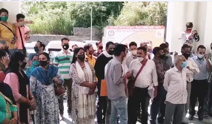 #Solan… तो इस कारण नगर निगम में जाने का विरोध कर रहे 8 पंचायत के लोग