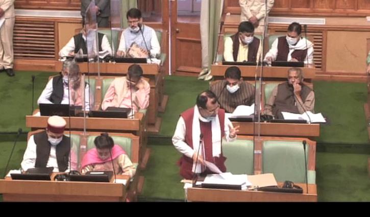 प्रश्नकालः धारा 118 के 87 मामले सरकार के पास लंबित, 122 मामले वापस भेजे