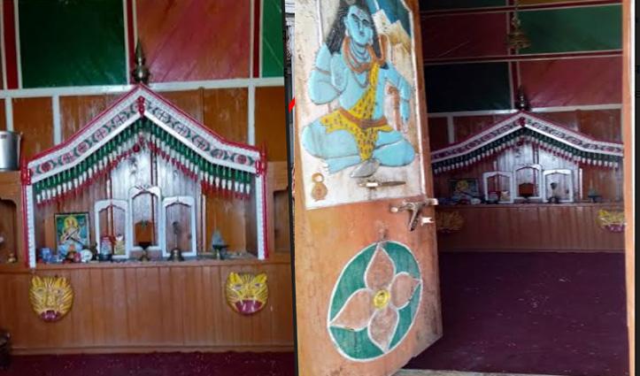 Sirmaur: शिरगुल मंदिर का ताला तोड़ शातिर ले उड़े सिंहासन व नकदी
