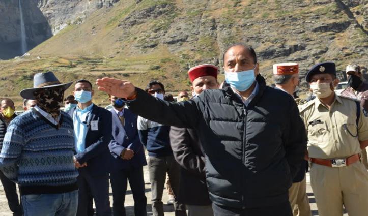 Jai Ram बोले- पीएम नरेंद्र मोदी से #Himachal हित को लेकर होगी चर्चा