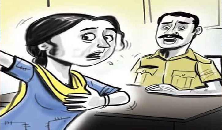 #Una: साहब! मां का प्रेमी करता है अश्लील हरकतें, विरोध करने पर करता है मारपीट