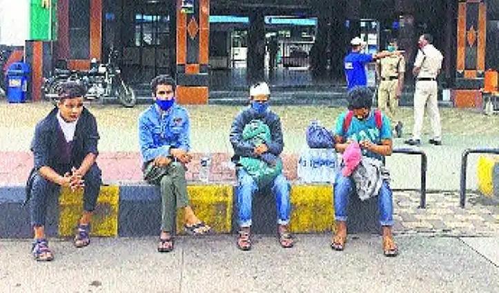 महाराष्ट्र में चार 'पहाड़ी बंदों' को बना दिया बंधुआ मजदूर; #Hotel में जबरन कैद कर होता था अत्याचार