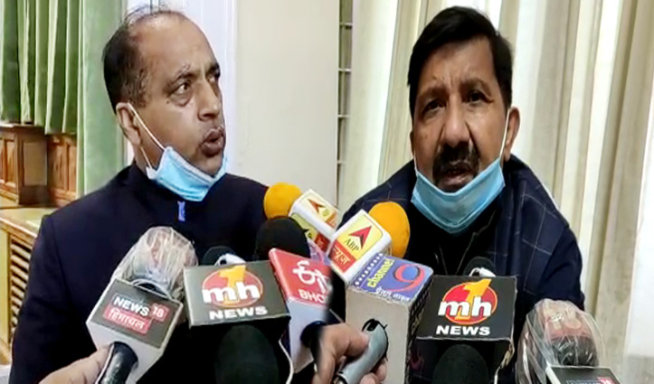 #Border खोलने पर CM Jai Ram के बड़े बोल, विपक्ष ने उठाए सवाल