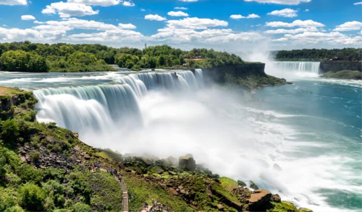 दुनिया के 10 सबसे खूबसूरत Waterfall, एक बार यहां जरूर करें विजिट