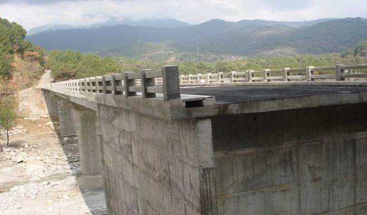 नौ करोड़ की लागत से हिमाचल और उत्तराखंड के बीच बनेगा #Double_Lane ब्रिज, जानें