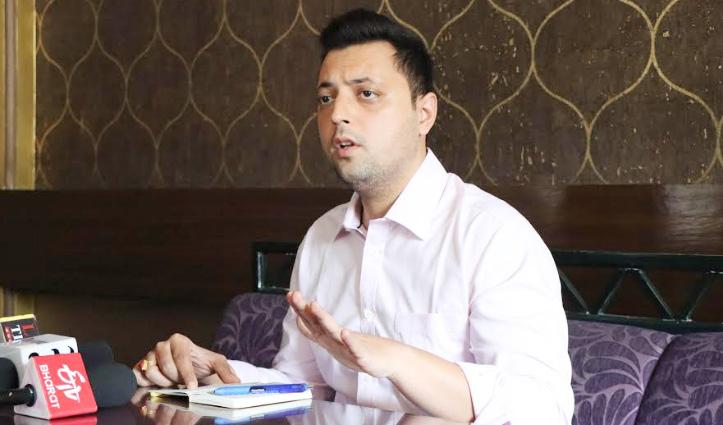 Ashray Sharma का ऑफर, State Govt के पांच विकास कार्य बताओ और नकद इनाम ले जाओ