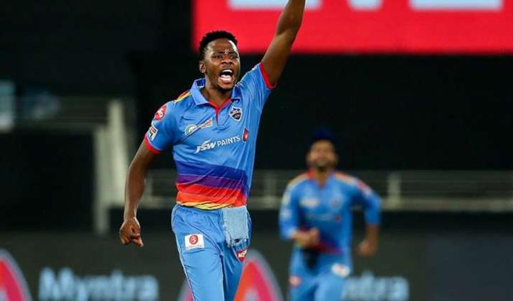 4 साल में पहली बार किसी IPL मैच में विकेट लेने में नाकाम रहे कगिसो रबाडा