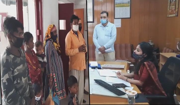 Hamirpur: नाबालिग ने लगाया फंदा अब पोस्टमार्टम के लिए दर-दर भटक रहे परिजन, DC से की मुलाकात