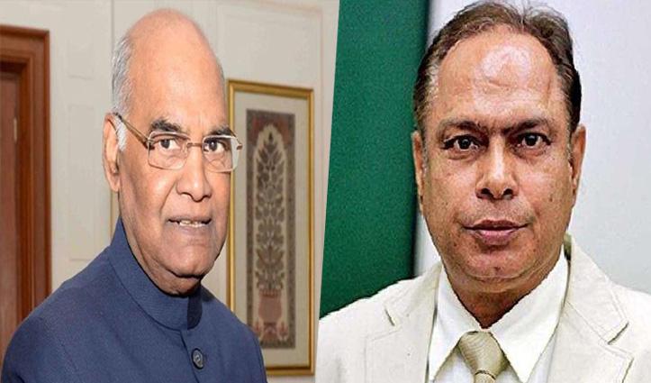 राष्ट्रपति रामनाथ कोविंद ने DU के VC को किया सस्पेंड: दिए जांच के आदेश